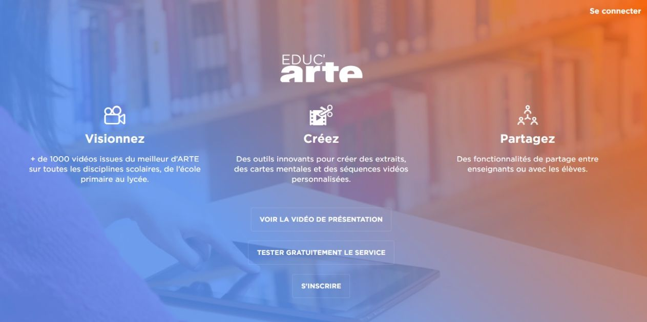 ARTE to ramp up Educ'ARTE to reach more students in Europe