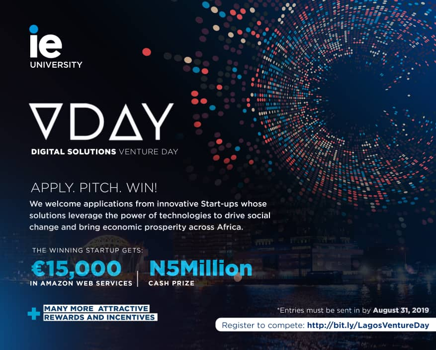 First IE Digital Venture Day to be held in Nigeria