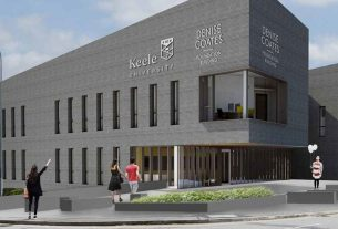 New Keele University business school campus unveiled - Global Education Times (GET News)