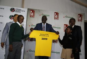 Young Scientist Kenya initiative to target 45,000 students - Global Education Times (GET News)