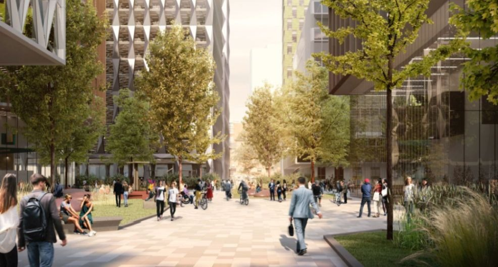 University of Manchester seeks partner for £1.5b ID Manchester project