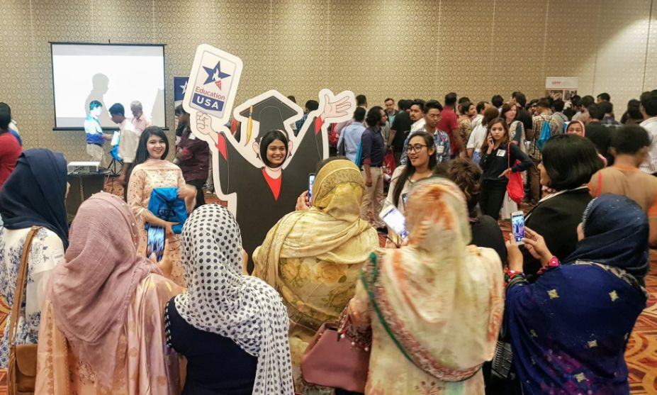 Bangladeshi students in US doubles in last five years