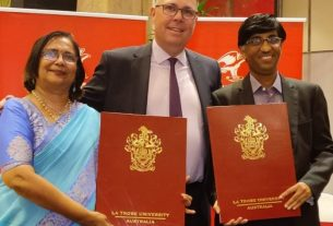 La Trobe 'Smart Cities' research network launched in India - Global Education Times (GET News)