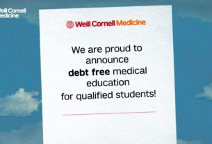 Cornell to end student debt for qualifying medical students - Global Education Times (GET News)