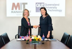 MIT and QUT sign agreement for business students - Global Education Times (GET News)