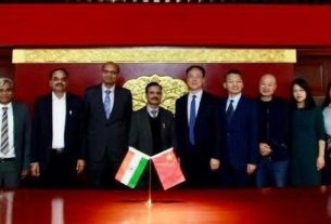 India and China hold first education Joint Working Group meet - Global Education Times (GET News)
