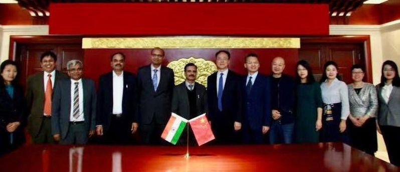 India and China hold first education Joint Working Group meet