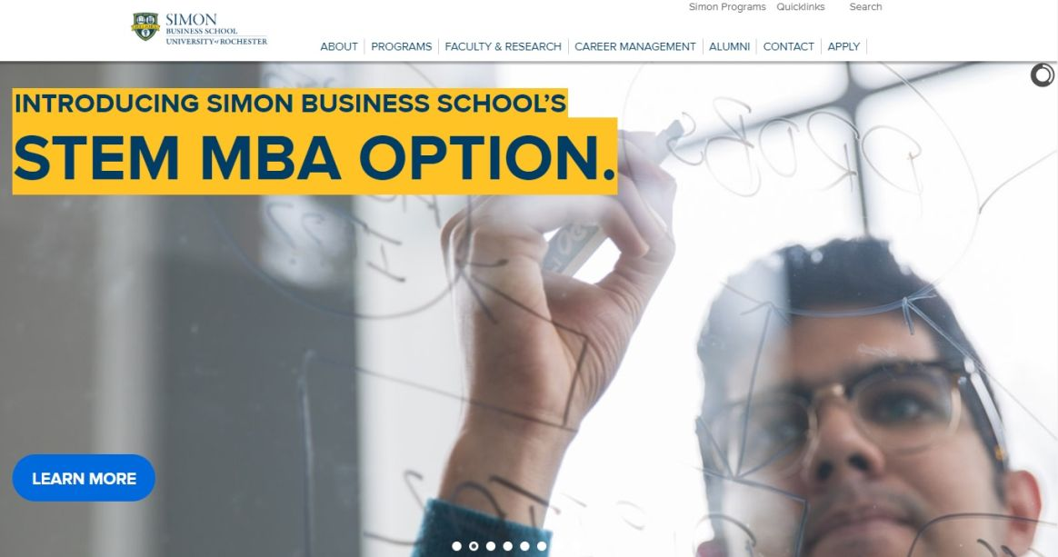 Simon Business School seeks to attract Chinese students