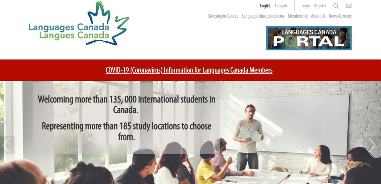 "Languages Canada warns sector ""being decimated"" by Coronavirus - Global Education Times (GET News)"