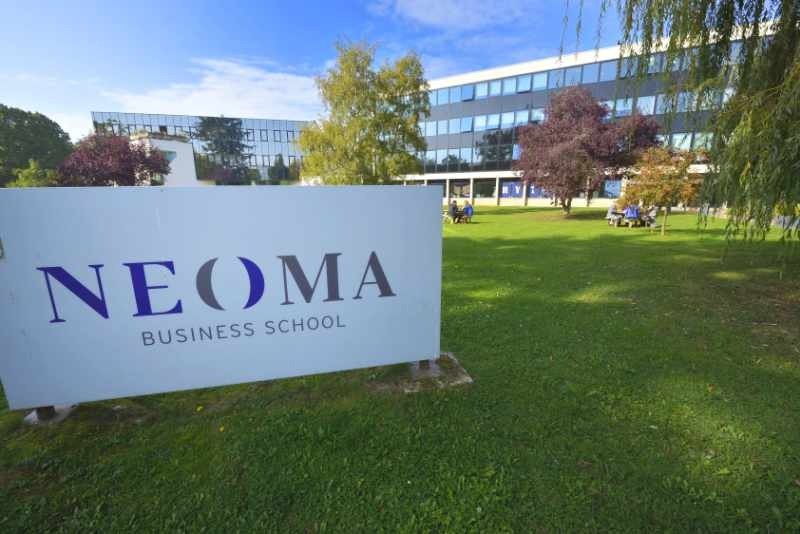 NEOMA Business School - Global Education Times (GET News)