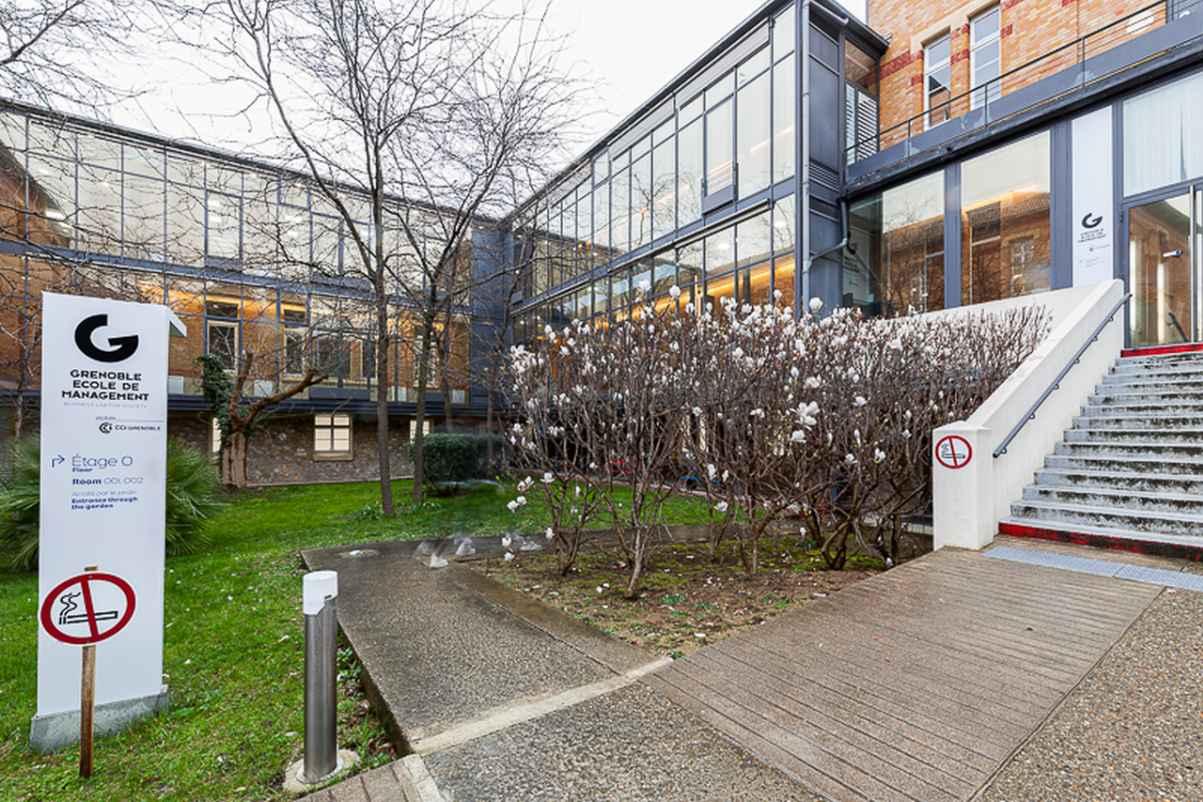 Grenoble Em Launches New Paris Campus Global Education Times