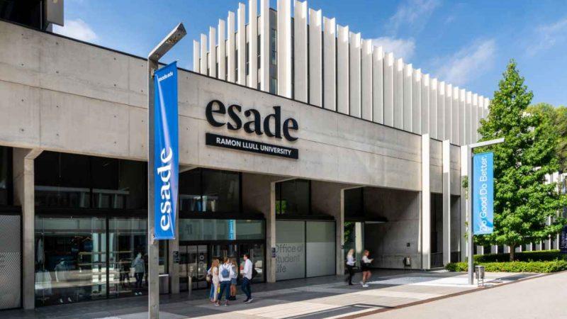 Esade and Banco Santander to award 600 scholarships - Global Education Times (GET News)