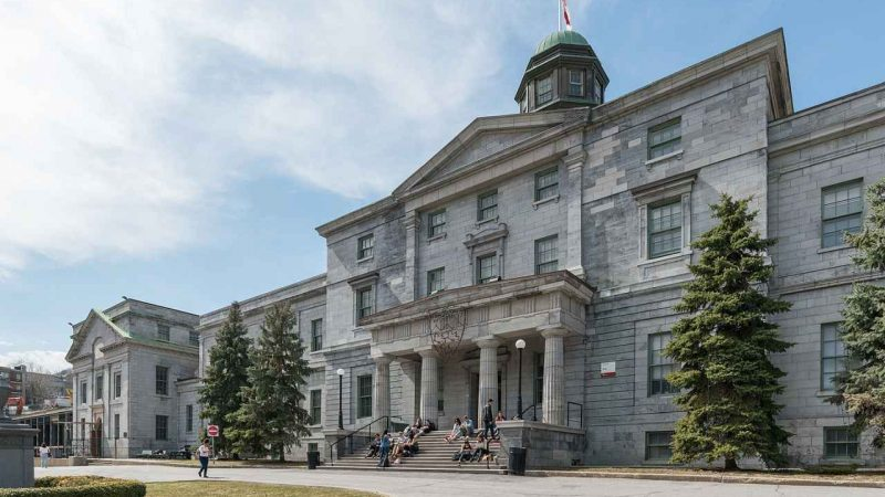 McGill University launches McCall MacBain Scholarship - Global Education Times (GET News)