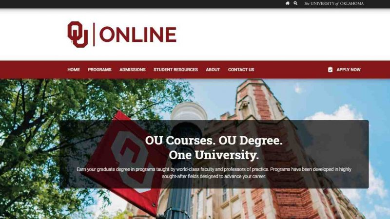 University of Oklahoma launches OU Online - Global Education Times (GET News)