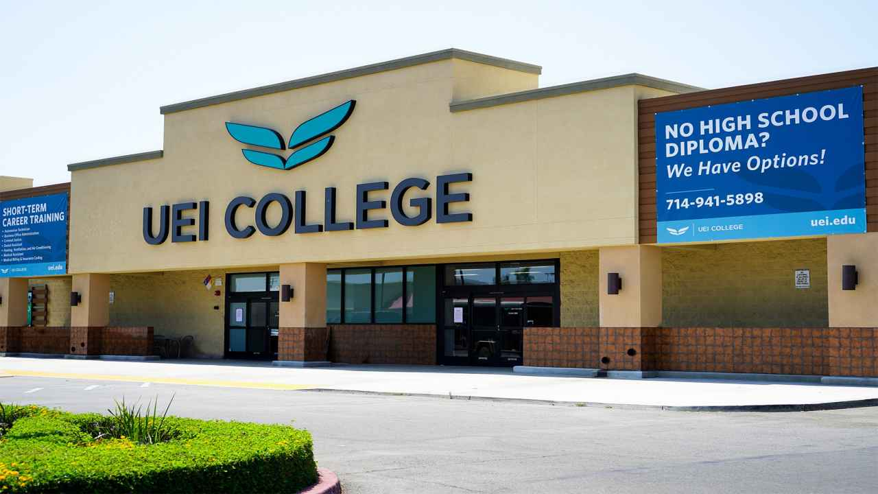 UEI Opens New California Campus in Garden Grove