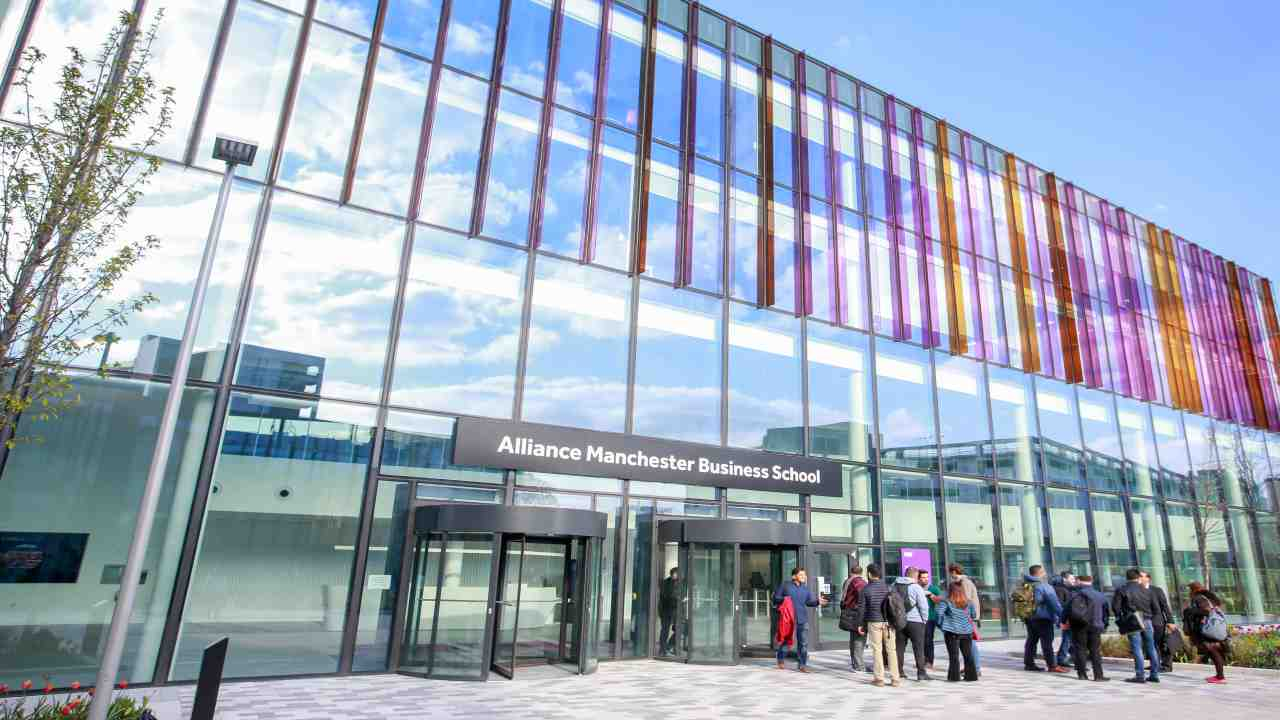 Alliance Manchester Business School to host new £32m Productivity Institute
