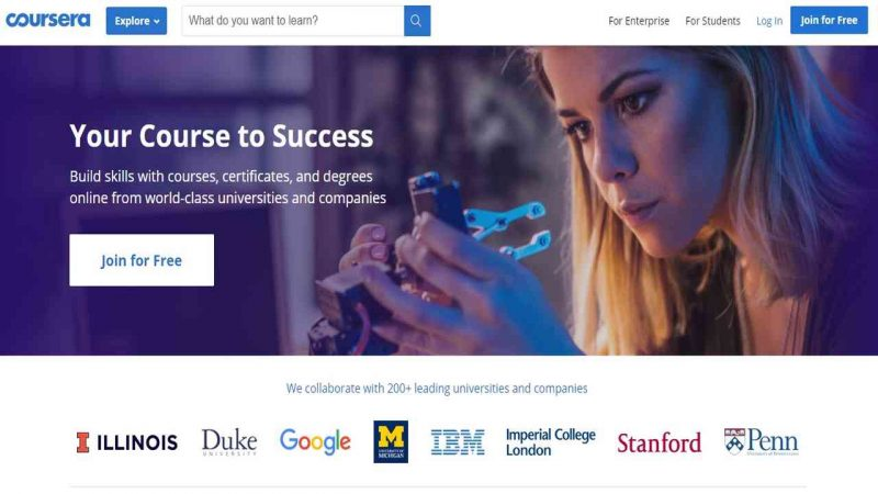 Coursera Guided Projects expands into private authoring - Global Education Times (GET News)