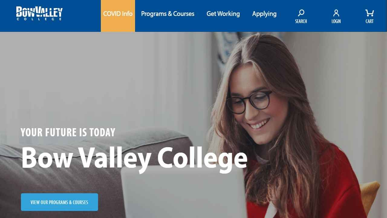 Bow Valley College and BMB sign pathway agreement