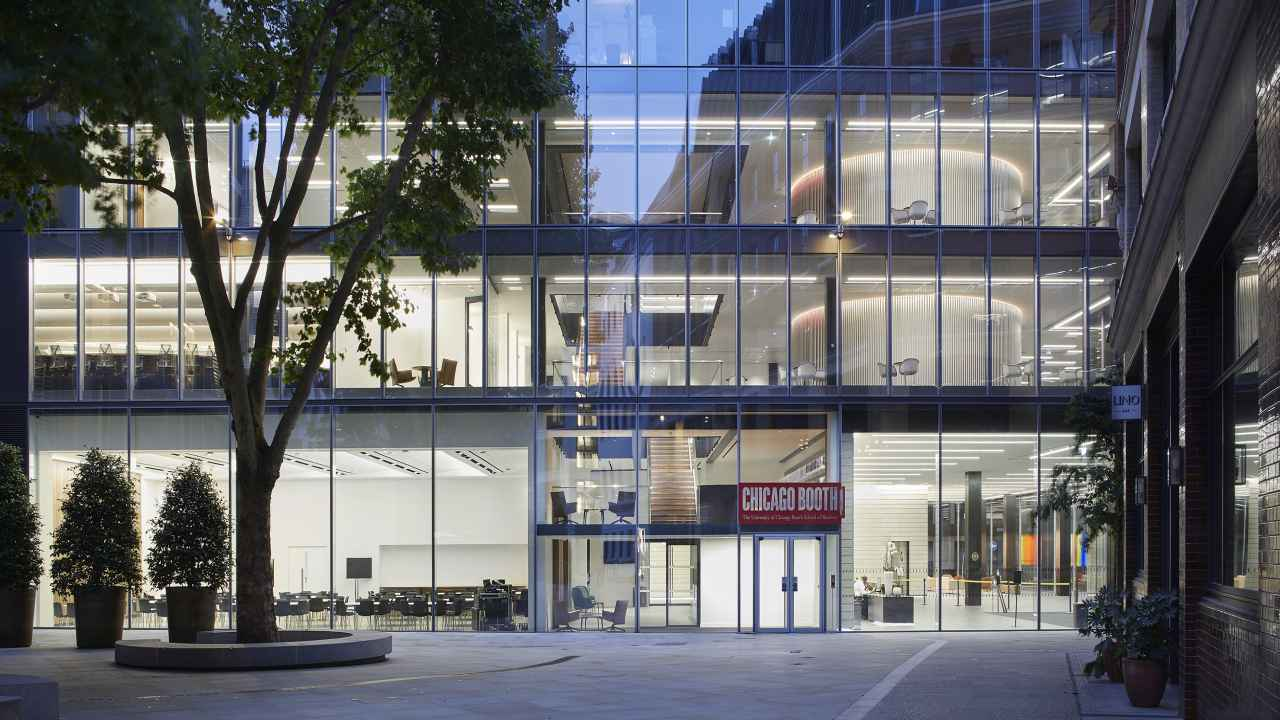 New Chicago Booth London Campus to open
