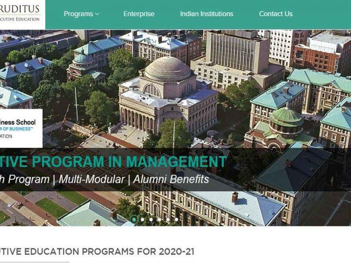 Executive education provider Eruditus raises $113 million funding - Global Education Times (GET News)