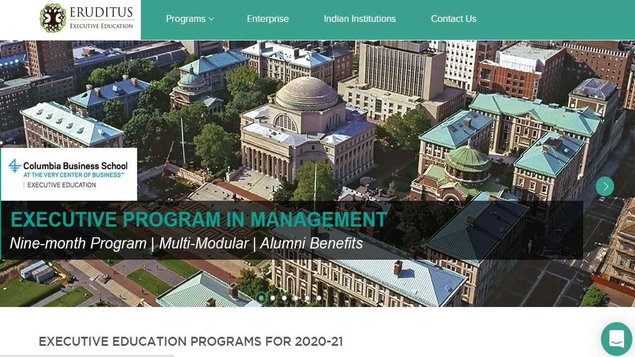 Executive education provider Eruditus raises $113 million funding