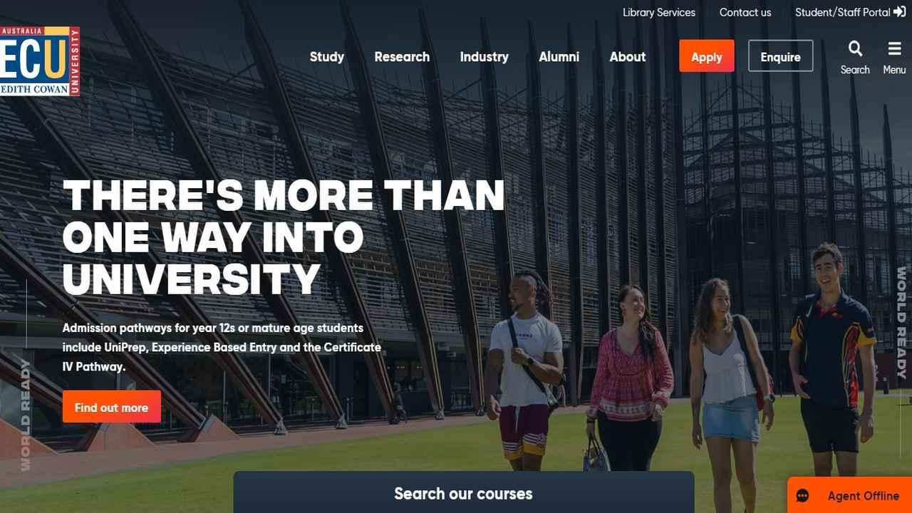 Edith Cowan University plans new A$695m Perth campus