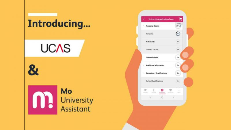 UCAS acquires MO University Assistant student support app - Global Education Times (GET News)