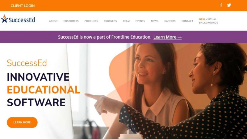 SuccessEd acquired by Frontline Education - Global Education Times (GET News)