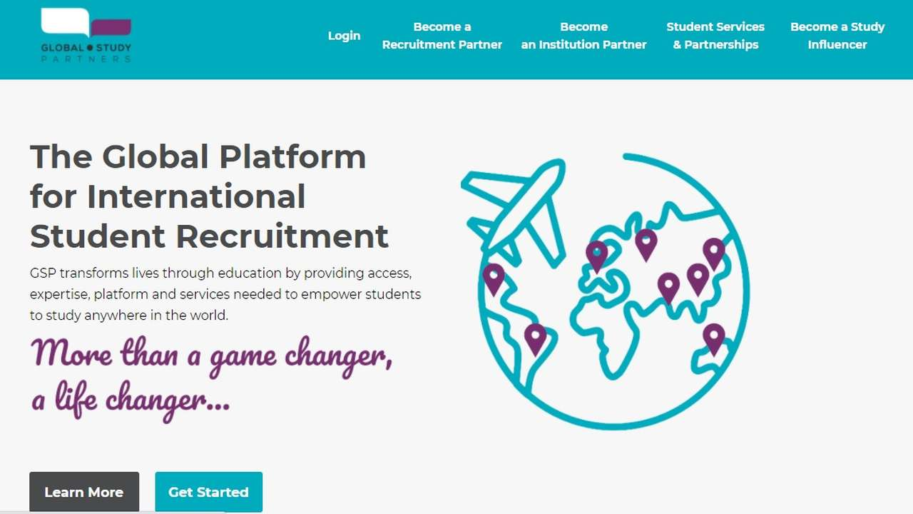 Global Study Partners and Cohort Go collaborate for student recruitment services