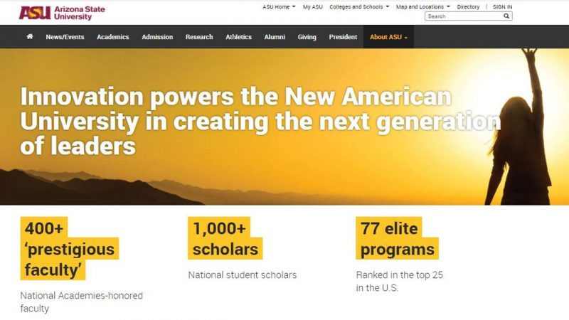 Infosys and Arizona State University sign strategic partnership - Global Education Times (GET News)