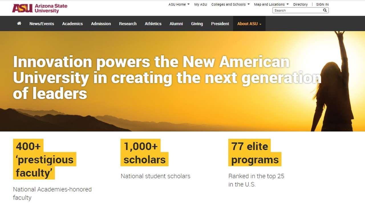Infosys and Arizona State University sign strategic partnership