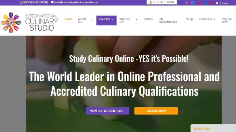 International Culinary Studio first in NZ to offer Global Hospitality Certification - Global Education Times (GET News)
