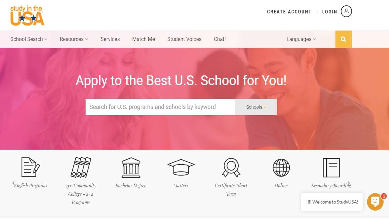 Unibuddy partners with Study in the USA