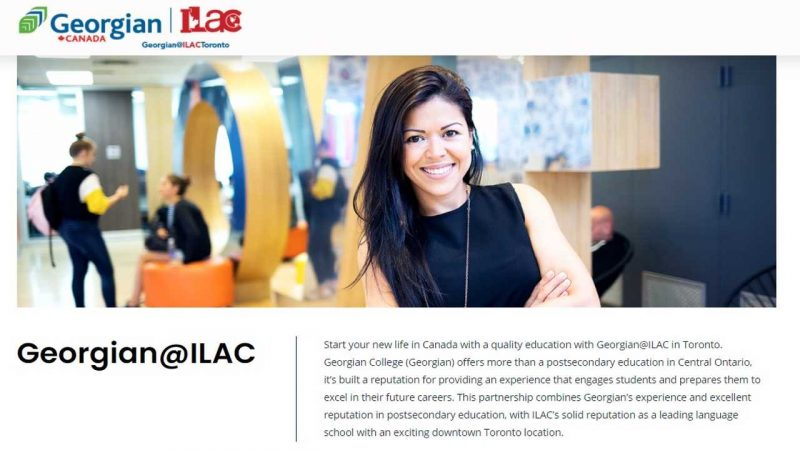 Georgian College and ILAC set up Georgian@ILAC - Global Education Times (GET News)