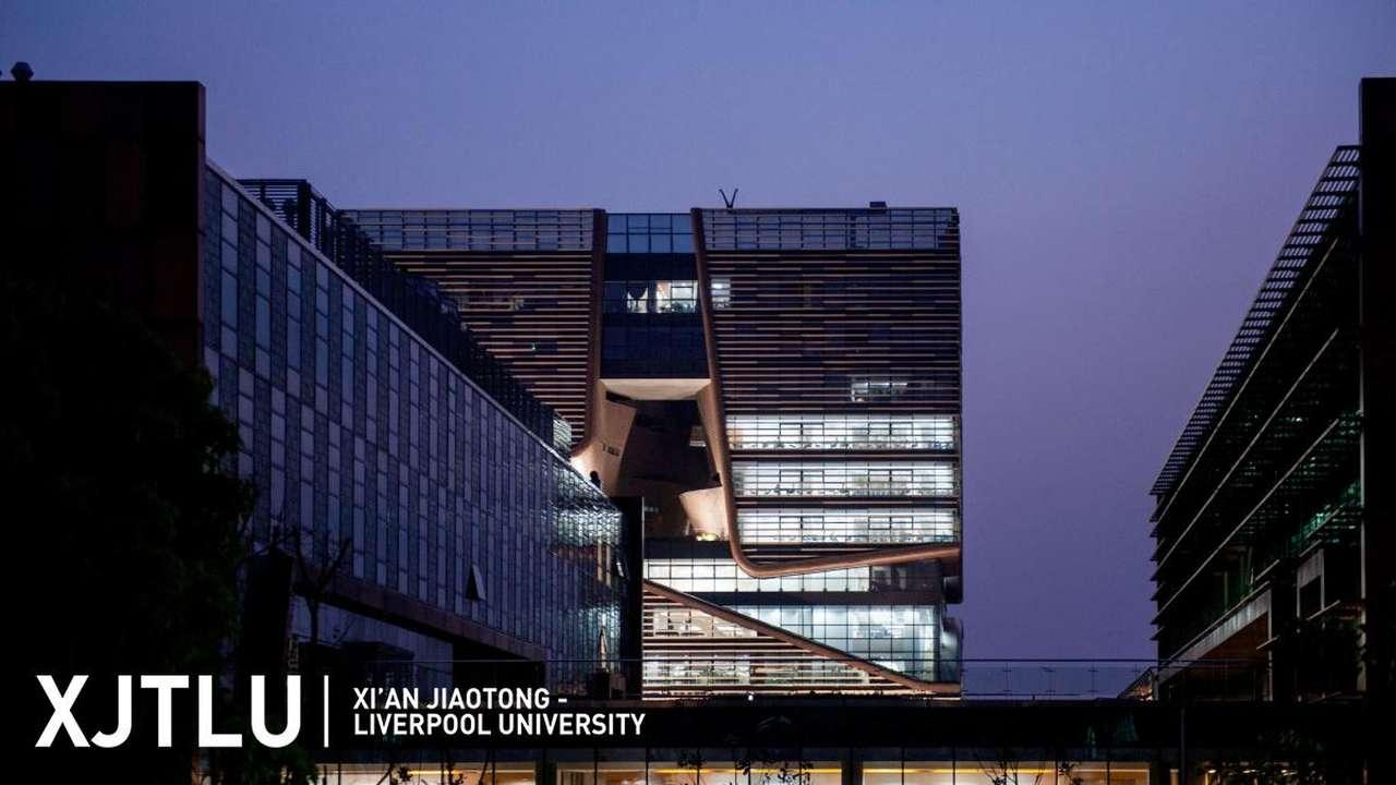 XJTLU sets up Academy of Pharmacy